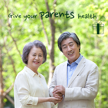 Give your parents health