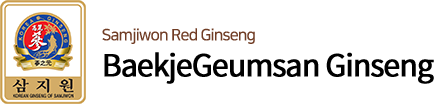 BaekjeGeumsan Ginseng Shopping mall